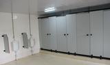 铝蜂窝卫生间隔断板