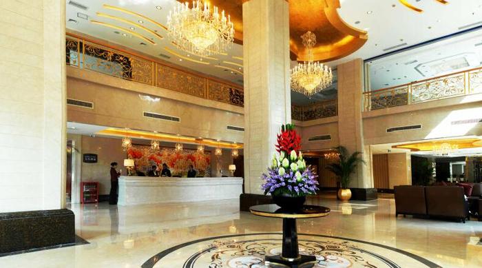 重庆新西亚大酒店