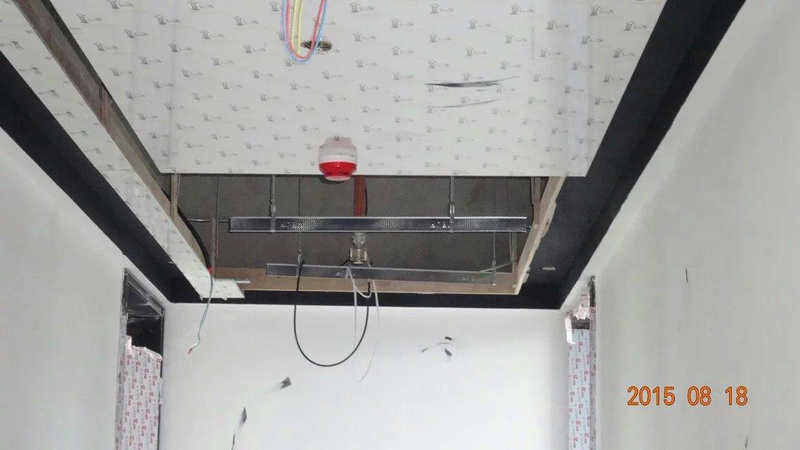 铝蜂窝天花板